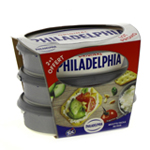 Philadelphia Nature 3x150g à 5,07 €
