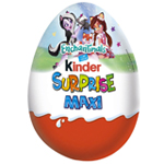 Kinder Surprise Maxi Enchantimals 100g à 5,00 €
