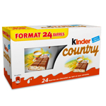 Kinder Country x24 564g