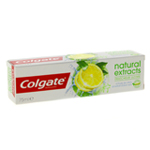 Colgate Dentifrice Natural Extract Fraîcheur Ultime 75ml