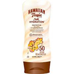 Hawaiian Topic Lotion Silk Hydratation SPF50 180ml à 12,90 €