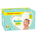 Pampers Premium Protection Maxi Pack 6-10kg taille 3 x99