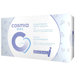 Cosmia Baby Sérum Physiologique 40x5ml à 2,89 €