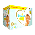 Pampers Premium Protection Maxi Pack 9-14kg taille 4 x78 à 26,20 €