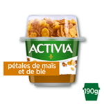 Activia Breakfast Nature 170g + 20g à 1,16 €