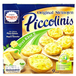 Wagner Original Piccolinis 3 Fromages x9 270g